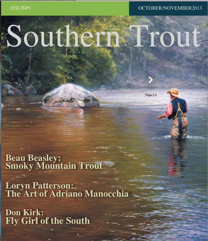 """Southern-Trout-October-November-2013"""""""